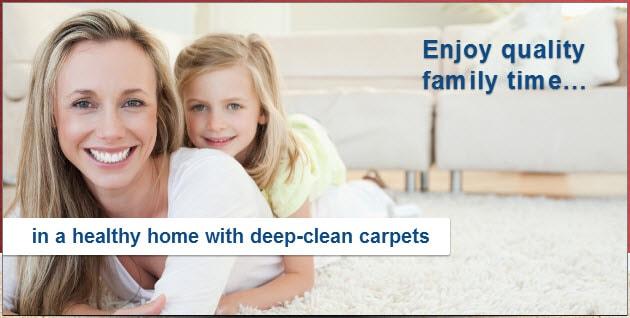 Enjoy Quality Family Time