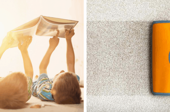 5 Tips for Clean Carpets in the Summer